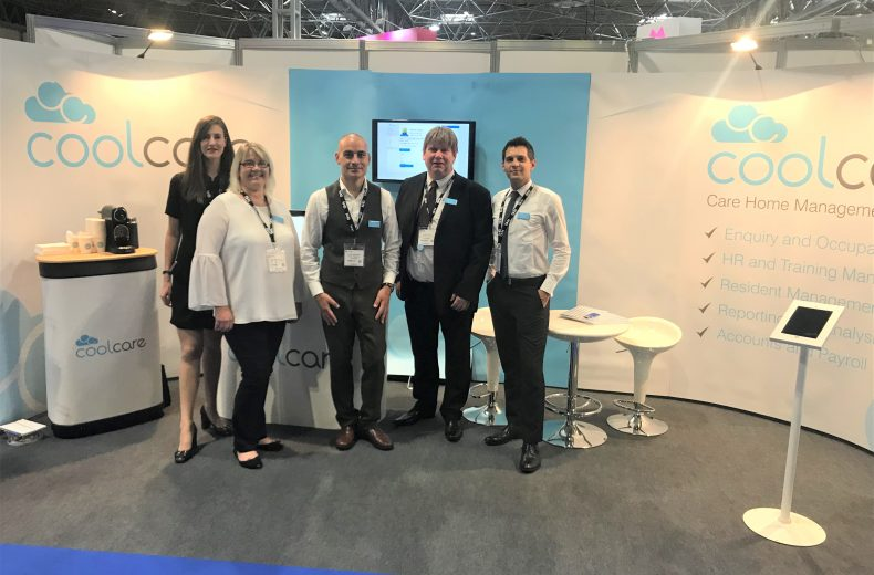 CoolCare4 Lands at the Care and Dementia Show
